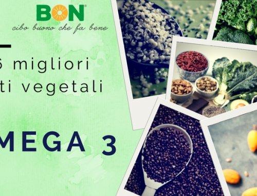 Le 6 migliori fonti vegetali di Omega-3