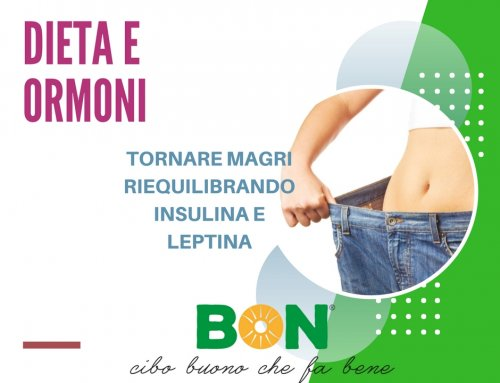 DIETA E ORMONI: TORNARE MAGRI RIEQUILIBRANDO INSULINA E LEPTINA