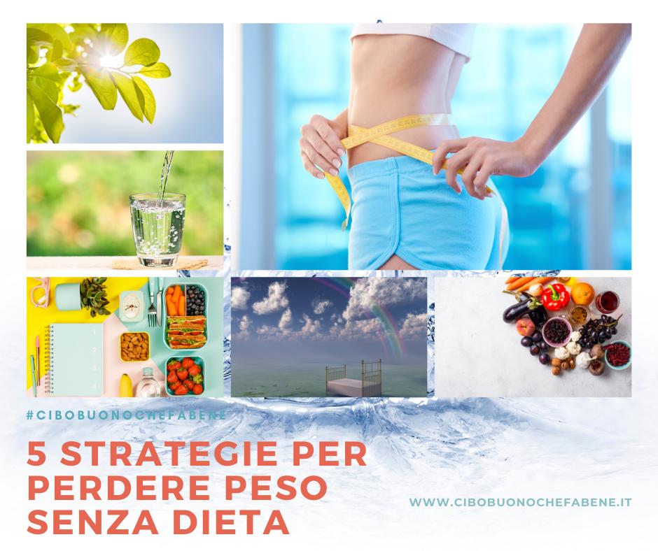 5 STRATEGIE DEL MATTINO CHE TI AIUTANO A PERDERE PESO SENZA DIETA